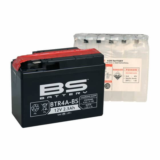 BS BATTERY BTR4A-BS