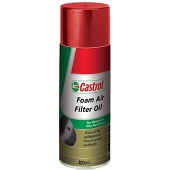 CASTROL FOAM AIR FILTER OIL 0,4L