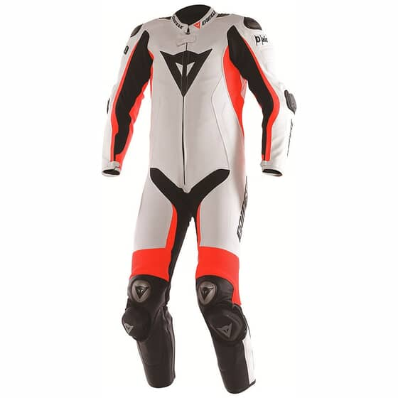 DAINESE D-AIR MISANO AIRBAG LEATHER SUIT