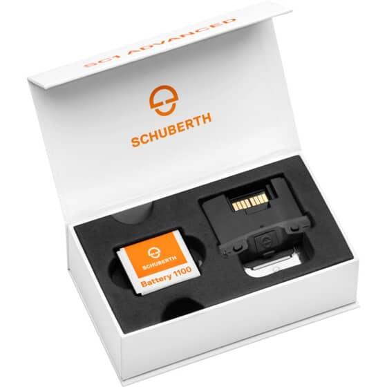 SCHUBERTH SC1 ADVANCE C4PRO/C4PROCARB/C4/R2