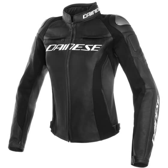 DAINESE RACING 3 LADY LEATHER JACKET