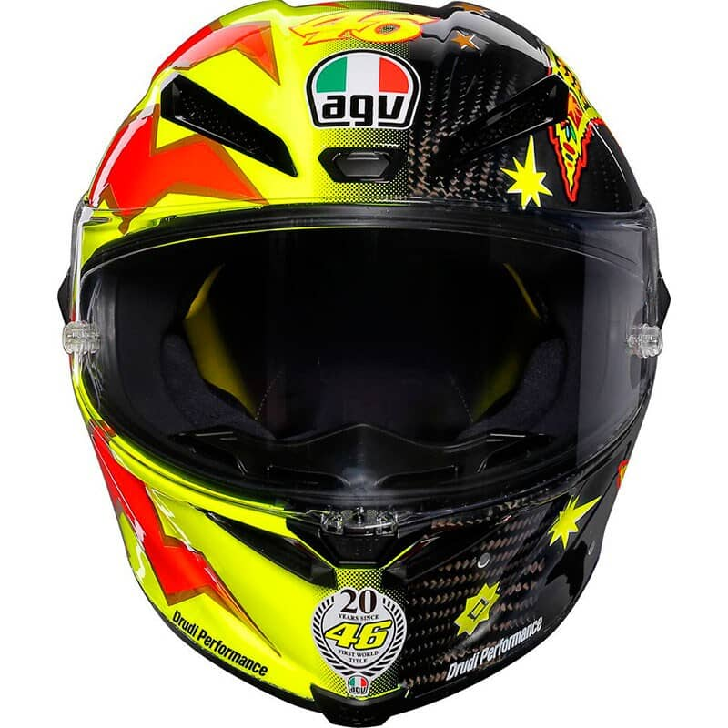 Helmet Agv Pista Gp R Rossi 20 Years