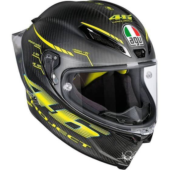 AGV PISTA GP R PROJECT 46 2.0 PLK