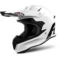 AIROH TERMINATOR OPEN VISION SOLID WHITE
