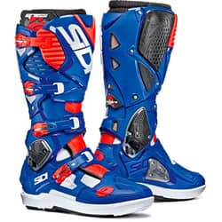 SIDI CROSSFIRE 3 SRS WHITE/BLUE/RED