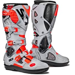 SIDI CROSSFIRE 3 SRS RED FLUO ASH