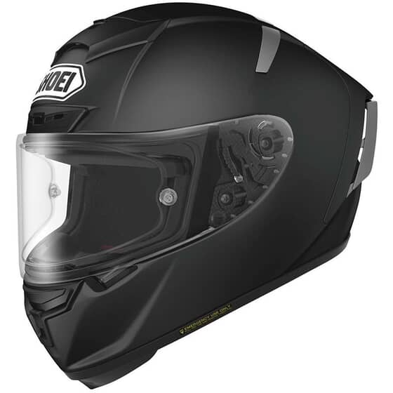 SHOEI X-SPIRIT 3 SOLID +