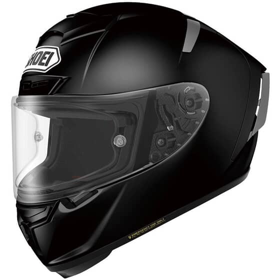SHOEI X-SPIRIT 3 MONOCOLOR