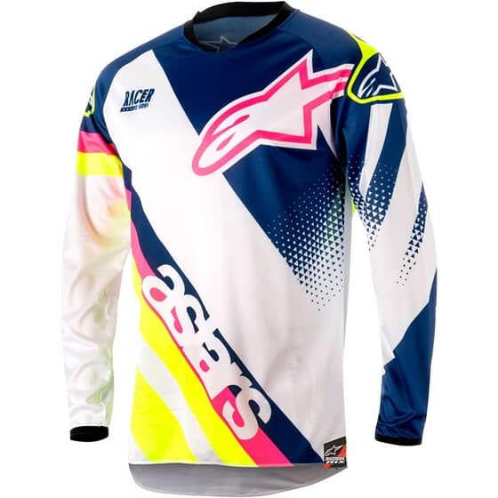 ALPINESTARS RACER SUPERMATIC JERSEY 18