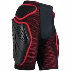 ALPINESTARS BIONIC FREERIDE SHORT BLACK/RED