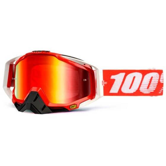 100% RACECRAFT FIRE IRIDIUM
