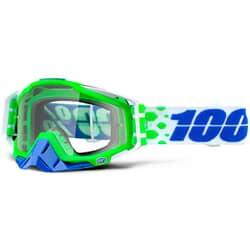 100% RACECRAFT ALCHEMY CLEAR