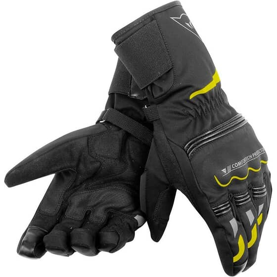 DAINESE TEMPEST UNISEX D-DRY LONG GLOVES