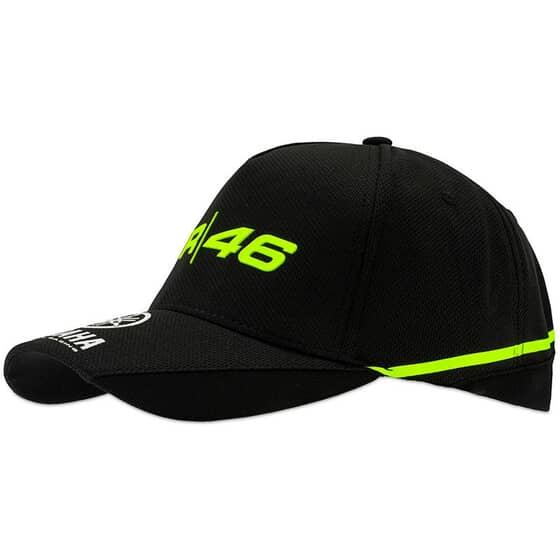 VR46 YAMAHA BLACK CAP