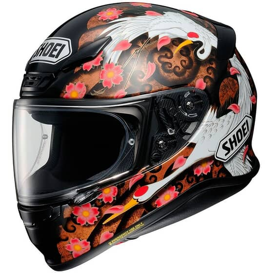 SHOEI NXR TRANSCEND