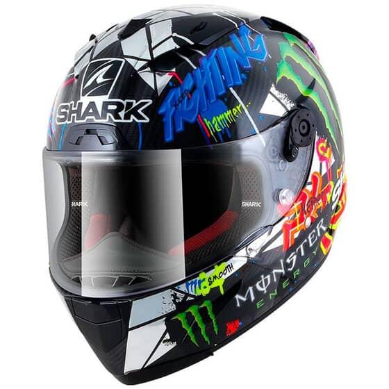 SHARK RACE-R PRO LORENZO CATALAN GP 2018