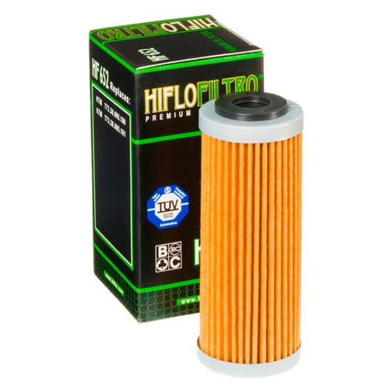 HIFLOFILTRO FILTRO DE ACEITE HF652
