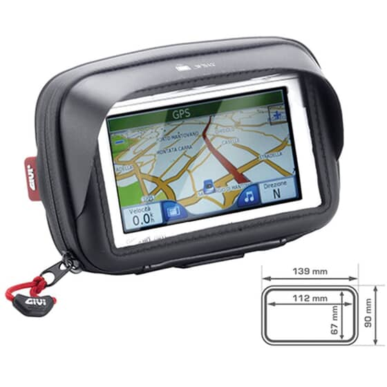 GIVI S953B SMARTPHONE / GPS HOLDER
