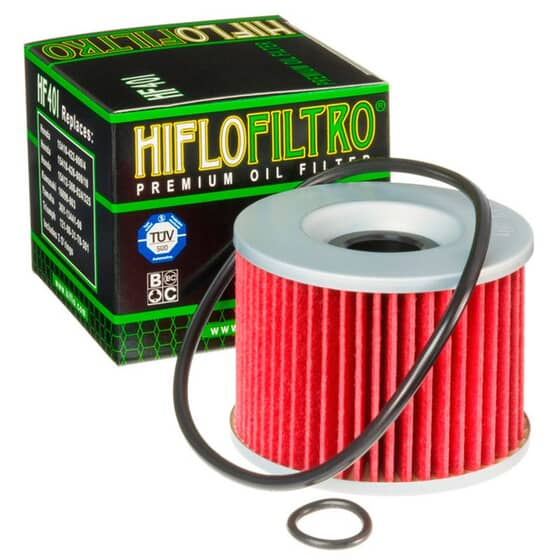 HIFLOFILTRO FILTRE A HUILE HF401