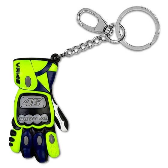 VR46 KEY RING 3D GLOVE 356003