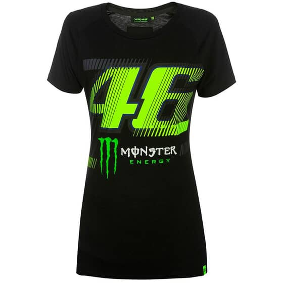 VR46 T-SHIRT LADY MONZA 46 MONSTER 359604