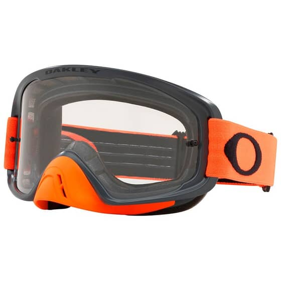 OAKLEY O-FRAME 2.0 MX GUNMETAL / ORANGE