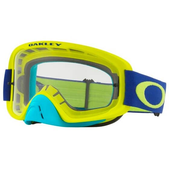 OAKLEY O-FRAME 2.0 MX LIME / BLUE