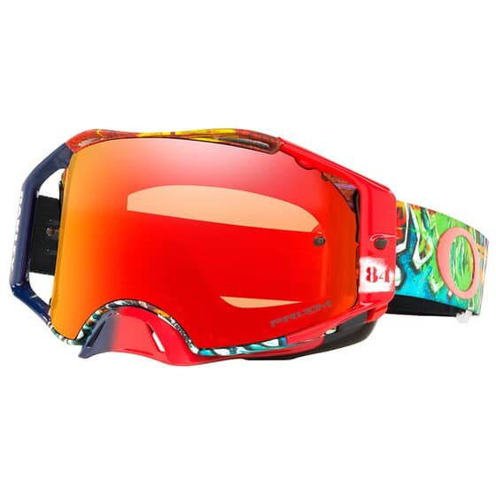 OAKLEY AIRBRAKE MX JEFFREY HERLINGS GRAFFITO