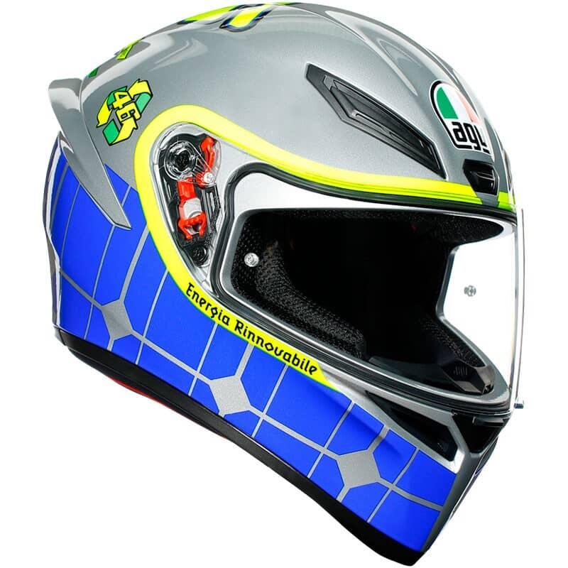 Helmet Agv K 1 Rossi Mugello 2015 10