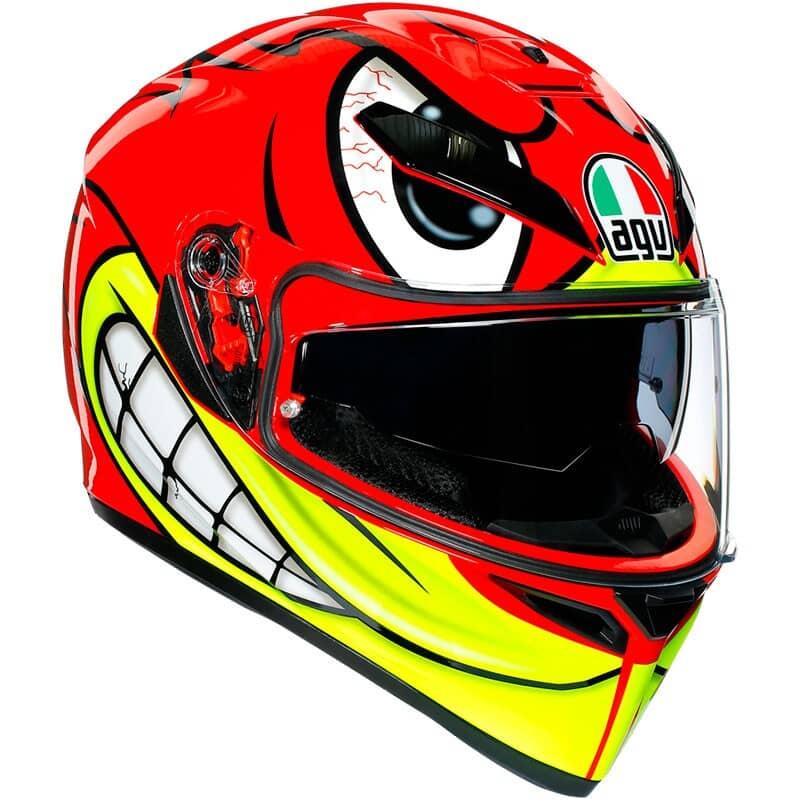 AGV K3 SV Helmet Review   Safety - Noise - Visor - Aero