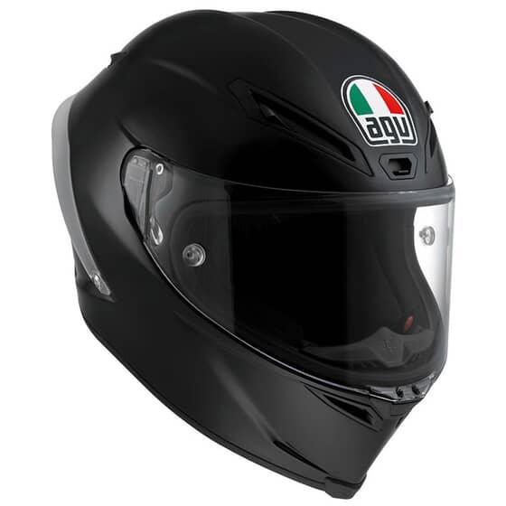 AGV CORSA R MONO MATT BLACK 2020