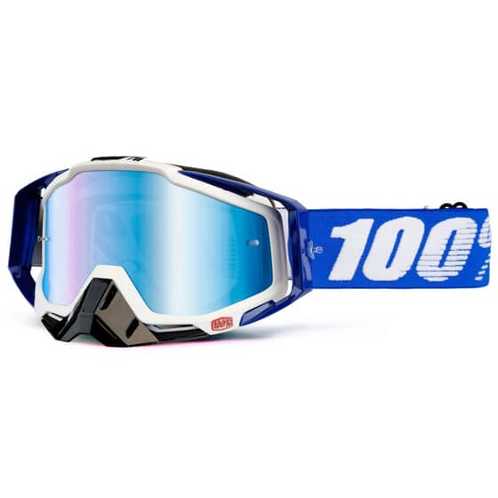 100% RACECRAFT COBALT IRIDIUM BLUE