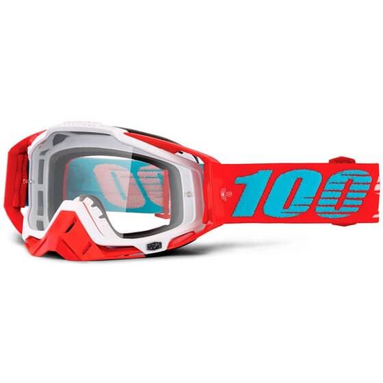 100% RACECRAFT KEPLER CLEAR