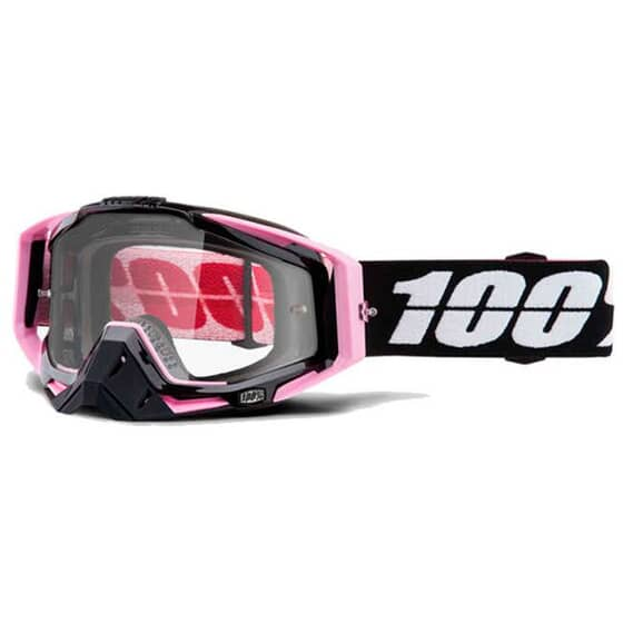 100% RACECRAFT FLOYD CLEAR