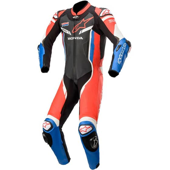 ALPINESTARS HONDA GP PRO V2 1PC SUIT TECH-AIR COMP