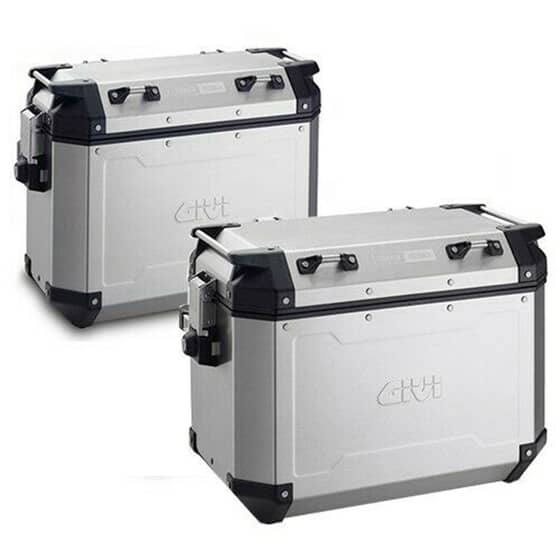 GIVI SIDE CASES OBK48AL + OBK37AR