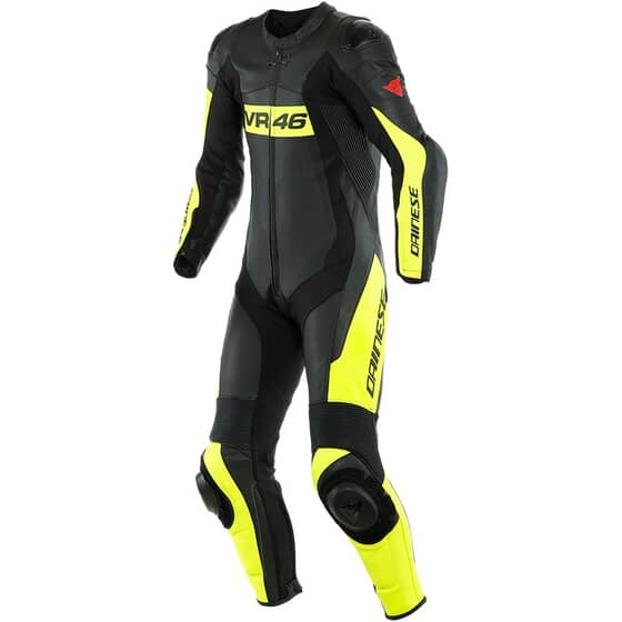 DAINESE VR46 TAVULLIA 1 PIECE PERFORATED