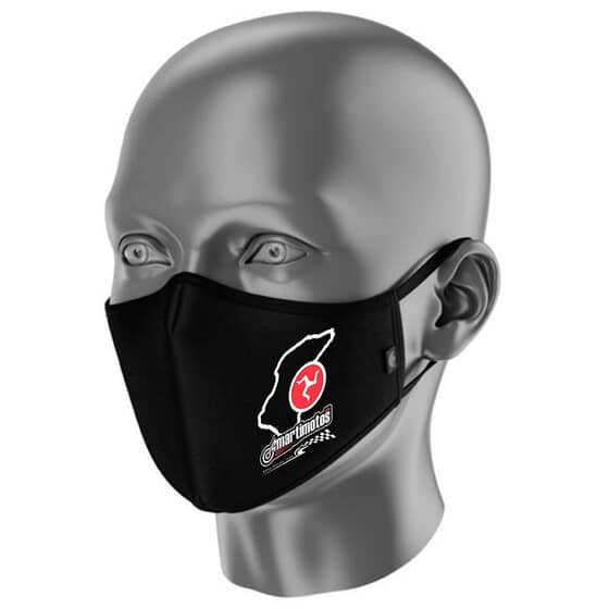 REUSABLE MASK MARTIMOTOS TRACK TT