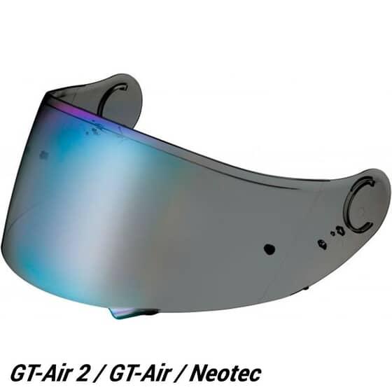 SHOEI VISOR CNS1 IRIDIUM GT AIR/NEOTEC