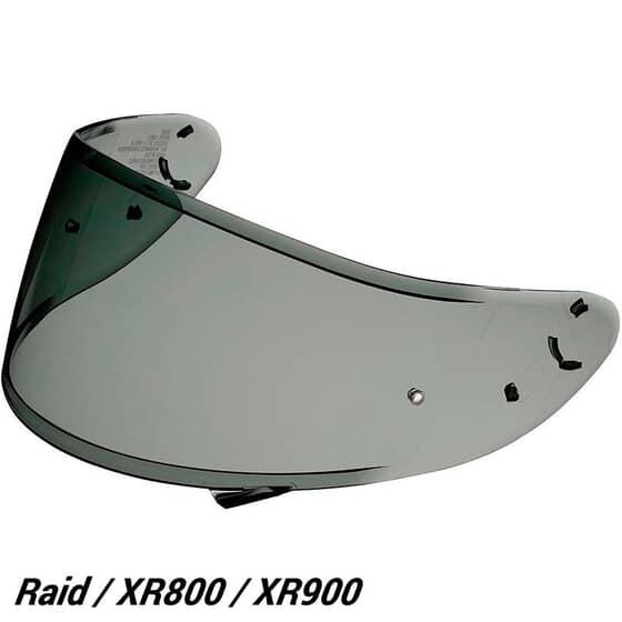 SHOEI CX1 VISOR RAID/XR900