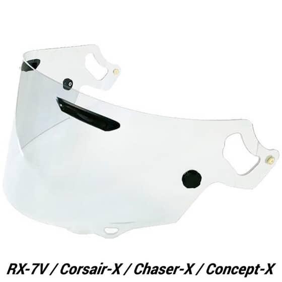 ARAI VISOR RX-7V (VAS-V) RACING