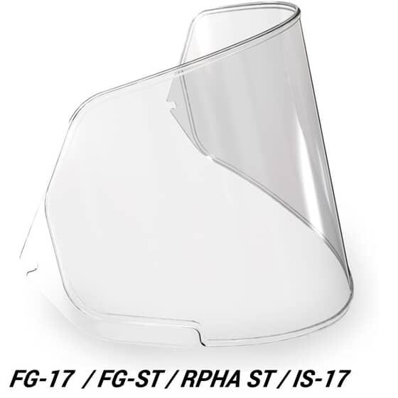 HJC IS17/FG17 PINLOCK DKS111