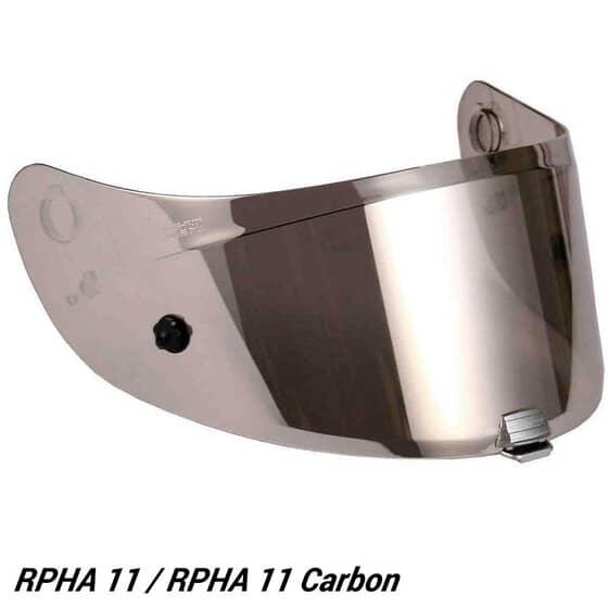 HJC VISOR HJ26 PLK IRIDIUM RPHA1