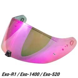 SCORPION EXO IRIDIUM VISOR EXO-R1 / EXO-1400