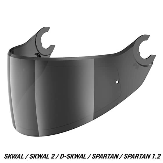 SHARK Visor V7 SPARTAN 1.2 / SKWAL SMOKE