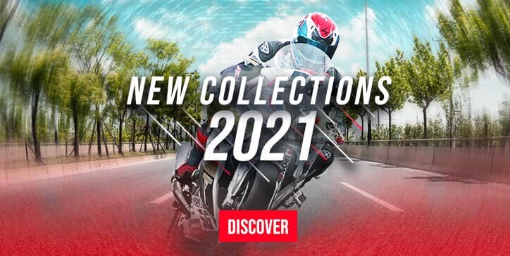 Motorcycle Gear - New Collection 2021
